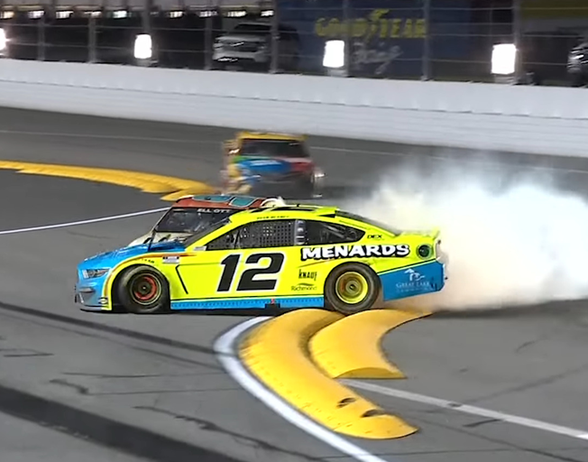 Kyle Busch in Right Place at Right Time to Win NASCAR Busch Clash at Daytona [VIDEO]