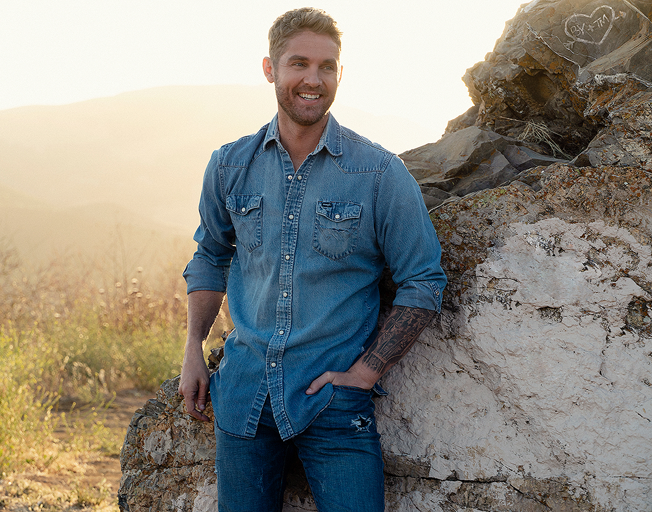 Brett Young Isn't Sure It's a Good Thing His Daughter Has Inherited Some of His Characteristics