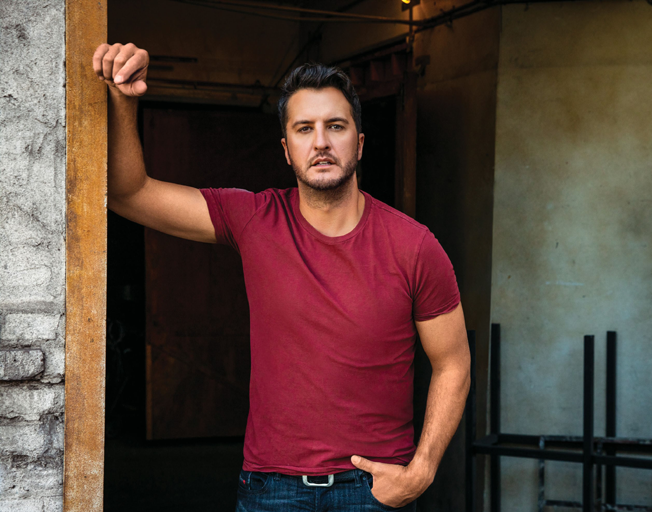"""Luke Bryan Jumps Up to One with """"Down To One"""""""