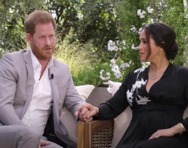 Watch Sneak Peak As Prince Harry and Meghan Markle Tell All to Oprah