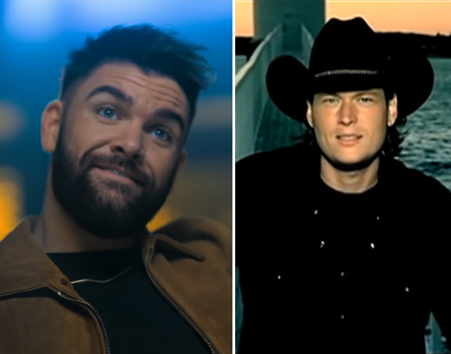 """Does Dylan Scott's new song """"Nobody"""" remind you of Blake Shelton's song """"Nobody But Me""""? [VIDEOS]"""