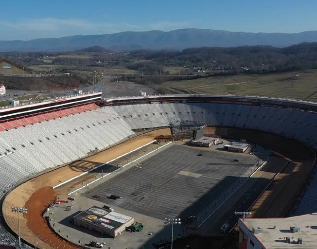 "NASCAR Cup Series Goin' ""Dirt Trackin'"" at Bristol Baby! [VIDEOS]"