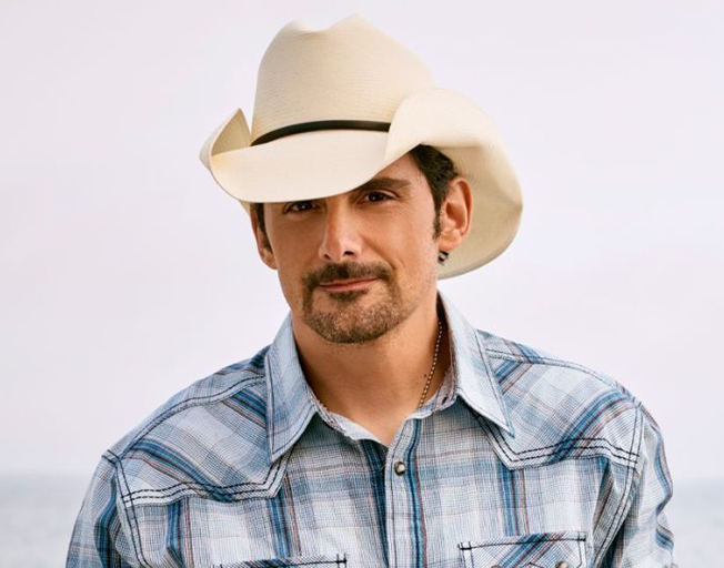 "Brad Paisley Was ""Beyond Thrilled"" To Hear Post Malone Cover ""I'm Gonna Miss Her"""