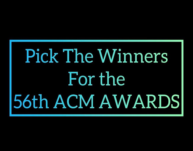 Pick The Winners For The 56th ACM Awards