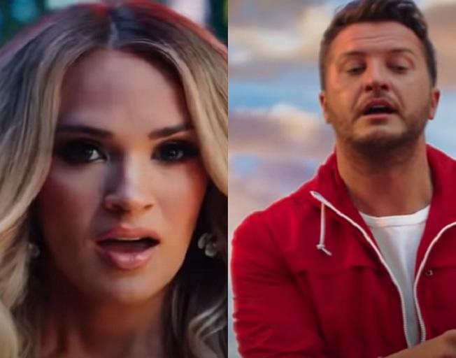 Luke Bryan and Carrie Underwood Announce Vegas Residency