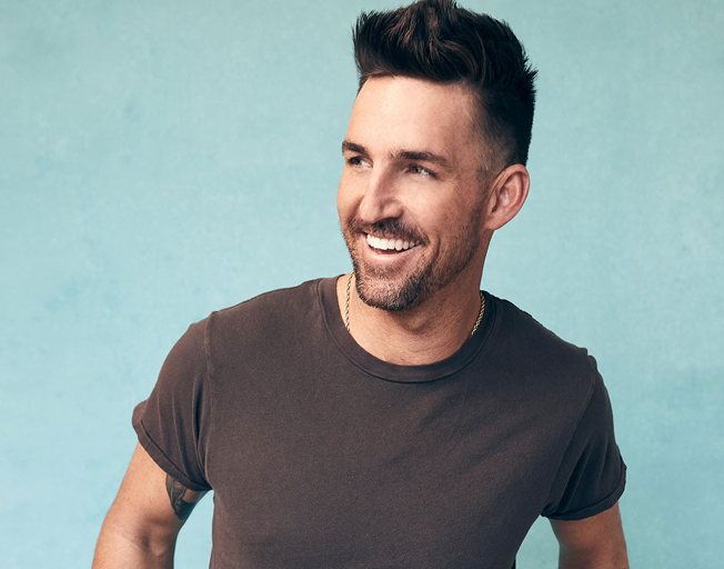 """Jake Owen Says the Success of his 2-Week #1 Song """"Made For You"""" is Because """"Everybody Loves Love"""""""