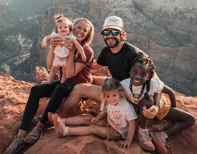 Soon to Be Father of Four, Thomas Rhett Shares some Parenting Advice