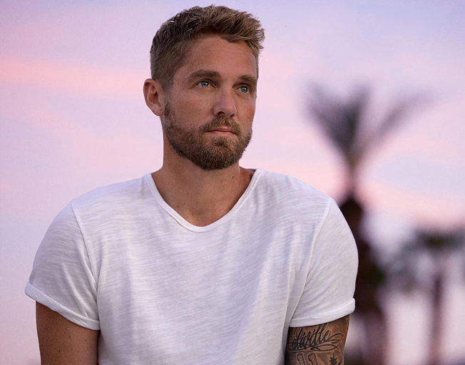 Brett Young Says the Love He Felt Watching His Wife Become a Mother Will Never Be Surpassed