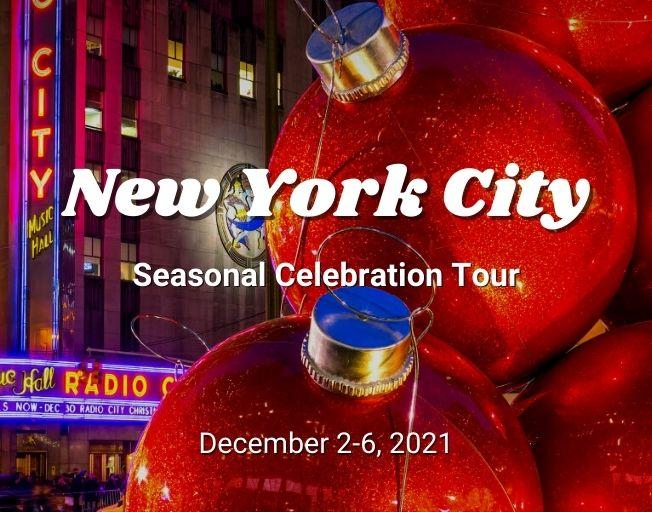 Direct Travel Seasonal Celebration in NYC