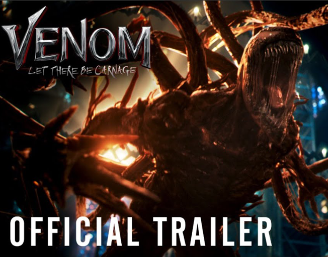 Sony Drops Trailer For 'Venom: Let There Be Carnage' [VIDEO]