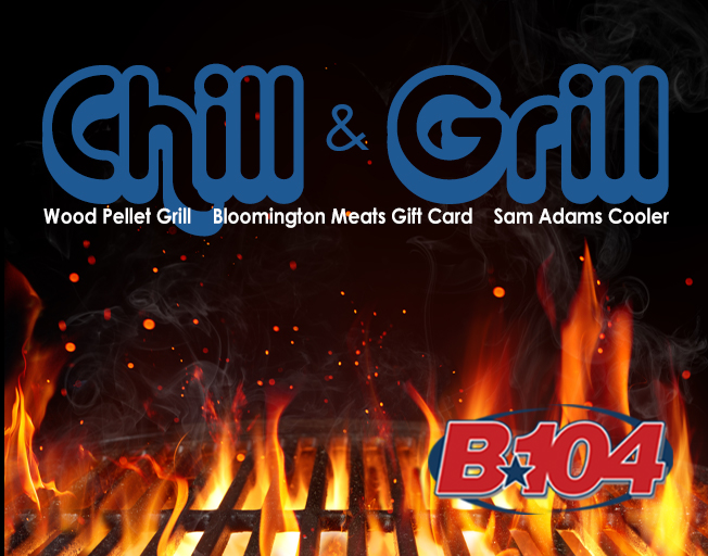 Win the B104 Chill & Grill Package