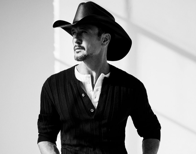 Tim McGraw Would Load Up His Personal Jukebox with Two Artists