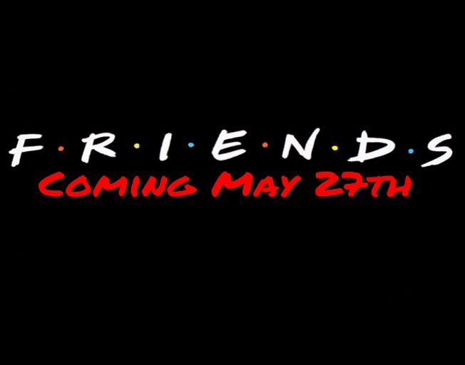 FINALLY! Friends Reunion Special Coming To HBO Max May 27th