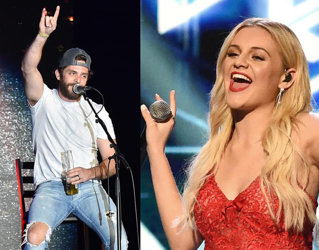 "Thomas Rhett, Kelsea Ballerini + Blake Shelton Will Contribute Country Performances During ""The Voice"" Finale"