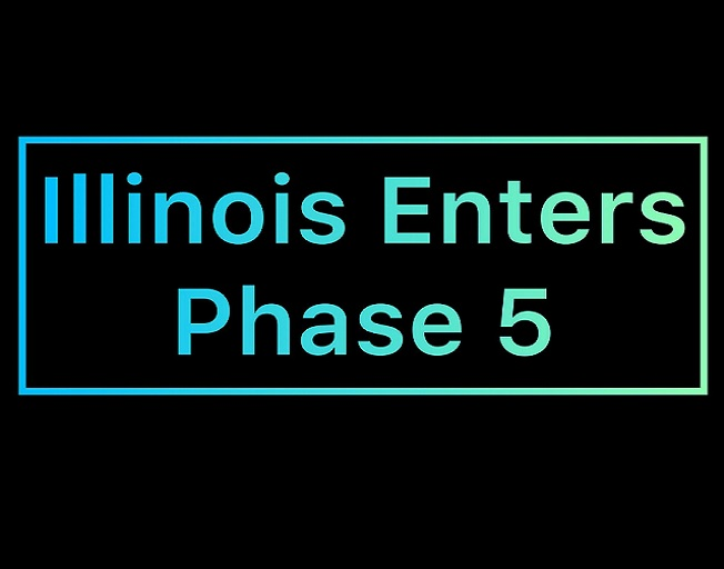 Illinois Reopens: Restrictions Lifted as State Enters Phase 5