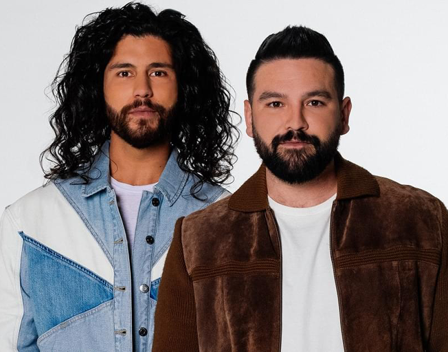 Dan + Shay are Glad to Exist at #1