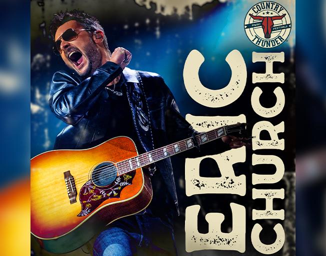 Win Eric Church Tickets with Dan Westhoff on B104