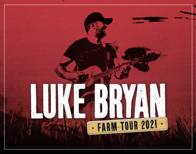 Win Tickets To Luke Bryan's Farm Tour With The B104 Text Club