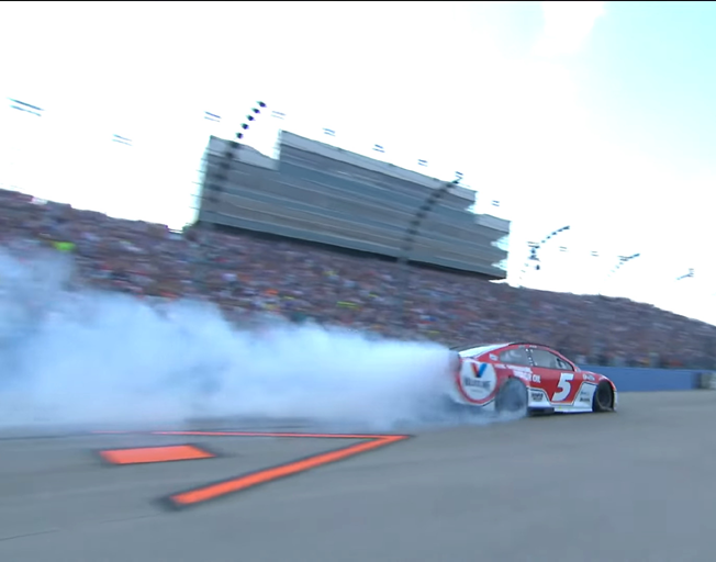 Kyle Larson Continues to Smoke NASCAR Cup Series Competition in Ally 400 Win in Nashville [VIDEO]