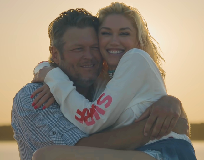 Blake and Gwen File for a Marriage License