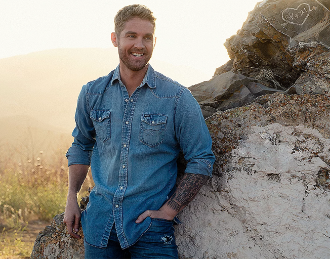 New Baby, Wife's Birthday and One of His Wedding Anniversaries –  Brett Young Has a Lot to Celebrate