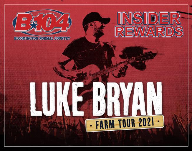 Win Tickets to Luke Bryan Farm Tour in Chillicothe