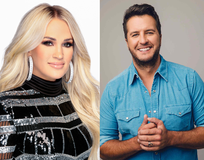 Carrie Underwood and Luke Bryan had Different Jobs Before Music