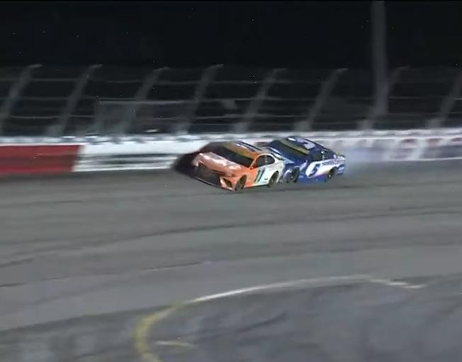 Denny Hamlin Gets 1st Win of 2021 in 1st NASCAR Playoffs Race at Darlington [VIDEO]