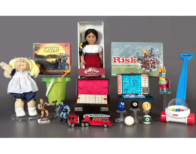 2021 Toy Hall Of Fame Finalists Include Cabbage Patch Dolls, Risk
