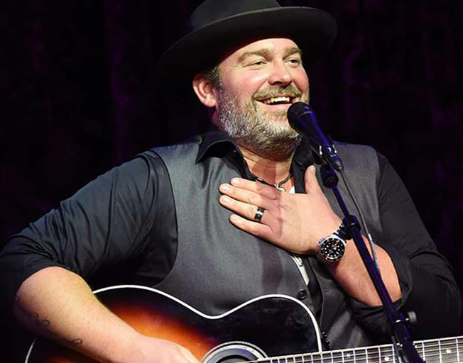 Lee Brice Says Getting to Play Live Music Again is a Blessing