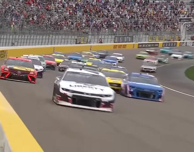 NASCAR Heading to Las Vegas to Begin Round of 12 in Playoffs