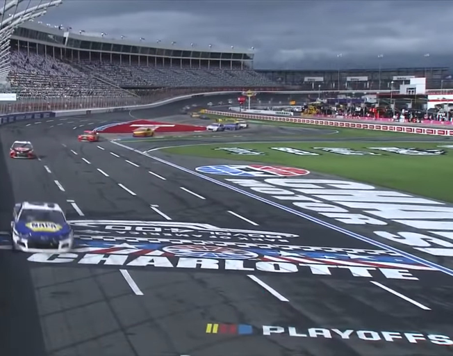 NASCAR Playoffs Heading to Charlotte ROVAL for Elimination Race