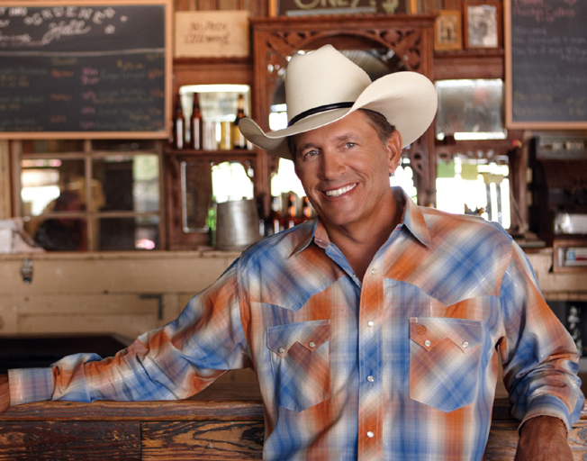 Win a George Strait Concert Flyaway With Faith in the Morning