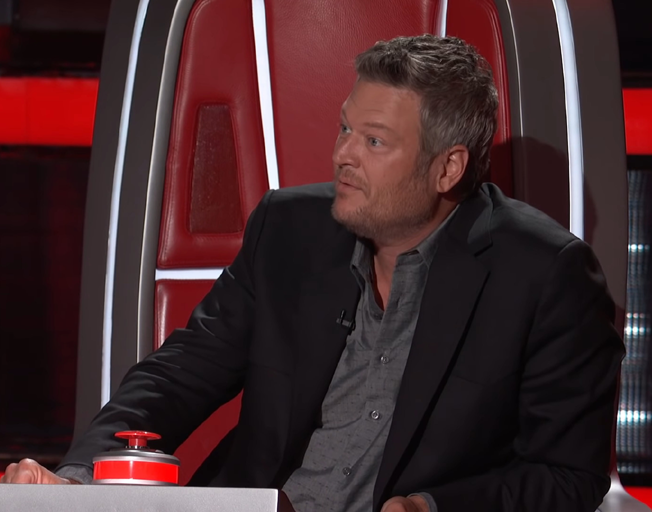 Which Artist Did Blake Shelton Keep on Team Blake in 1st Battle on 'The Voice'? [VIDEO]