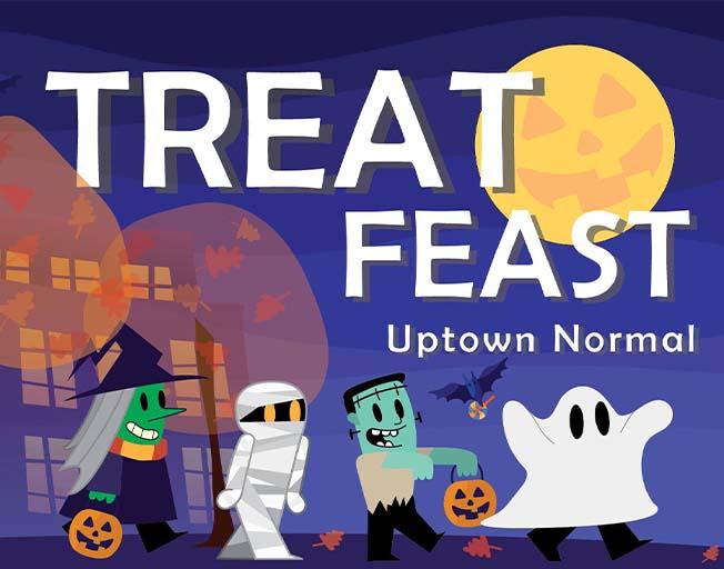 Treat Feast in Uptown Normal