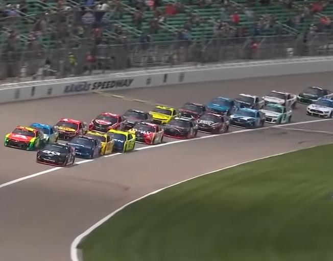 NASCAR Playoffs Heading to Kansas Speedway
