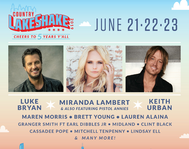 Country LakeShake Festival