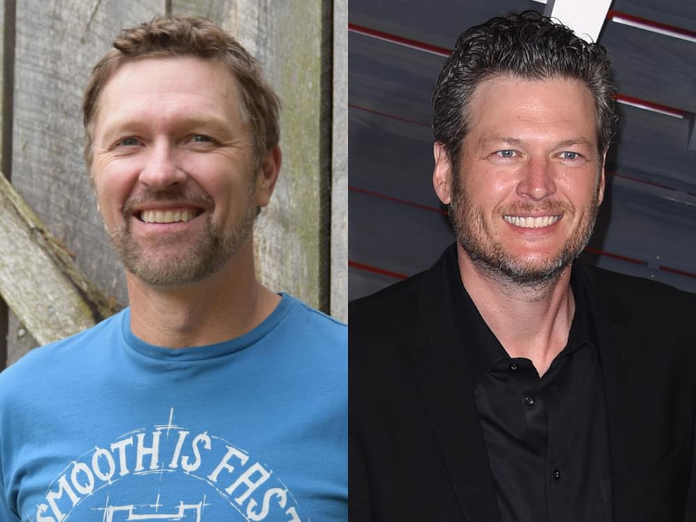"""Craig Morgan's """"The Father, My Son & the Holy Ghost"""" Goes to No. 1 on iTunes With Some Help From Blake Shelton, Ellen DeGeneres & More"""