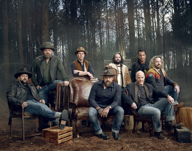 "93.7 NASH Icon Welcomes Zac Brown Band ""The Owl Tour"" to Moline, IL"