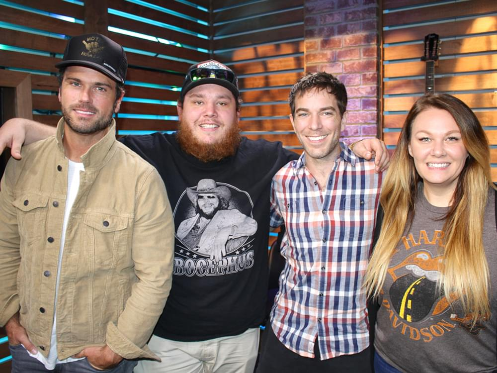 """The Ty Bentli Show"" Collects More Than ""100,000 Thank Yous"" for U.S. Troops With Help From Luke Combs, Miranda Lambert, Jason Aldean & More"