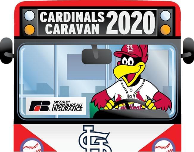 St. Louis Cardinals Caravan 2020