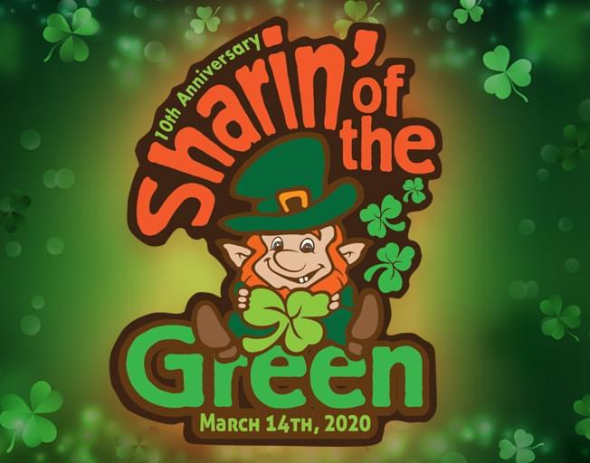 Sharin' Of The Green Parade 2020