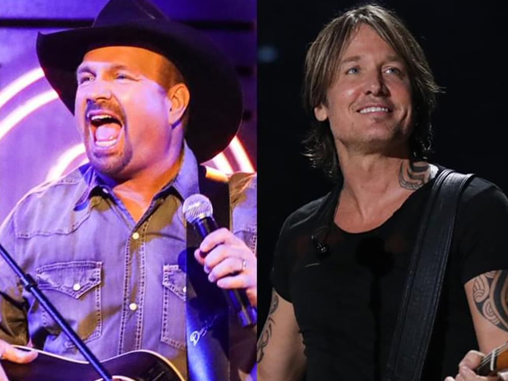 March 23: Live-Stream Show Calendar With Garth Brooks, Keith Urban, Tenille Townes & More