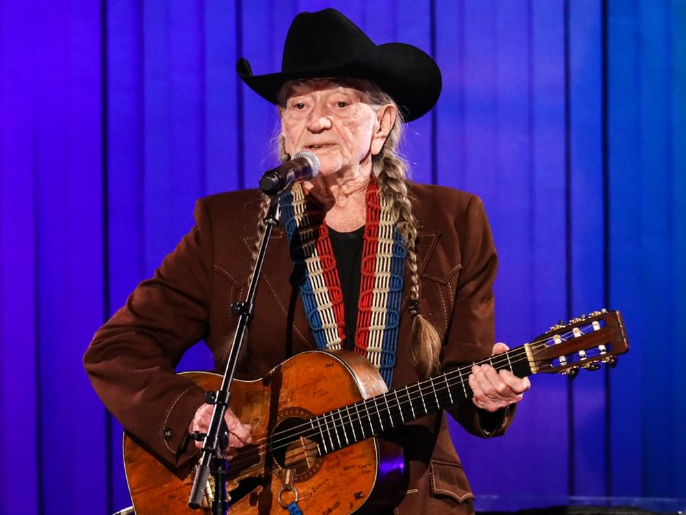 "Willie Nelson to Host ""4-20"" Live-Stream Variety Show With Primo Cast"