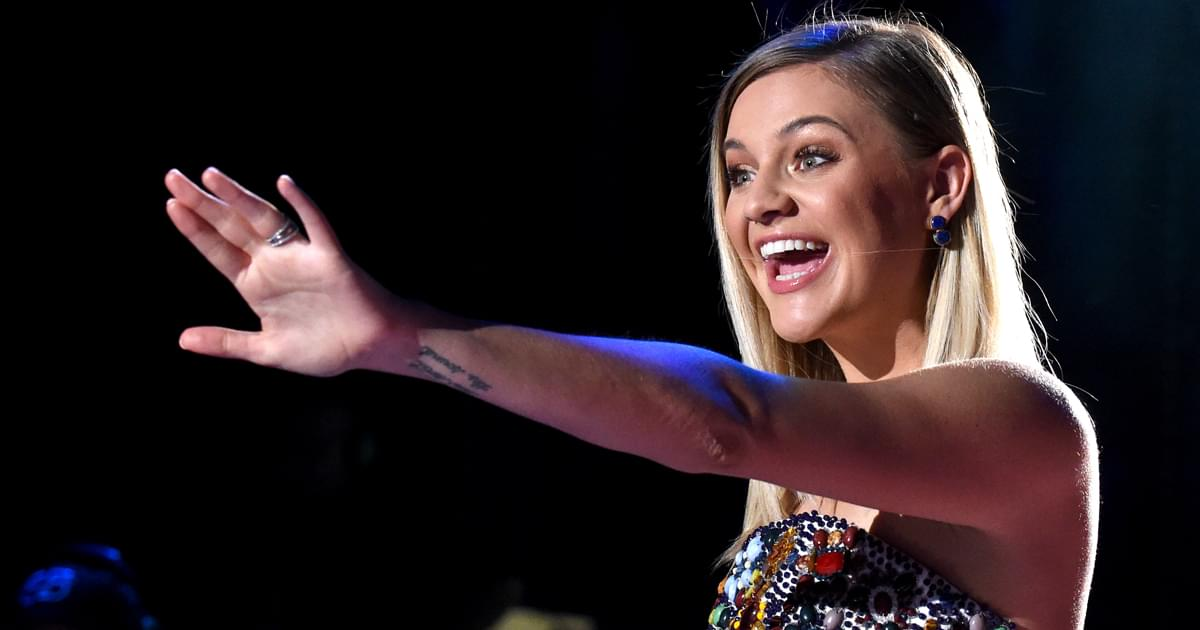 """Watch Kelsea Ballerini Cover """"You've Got a Friend"""" on """"CMT Celebrates Our Heroes"""""""