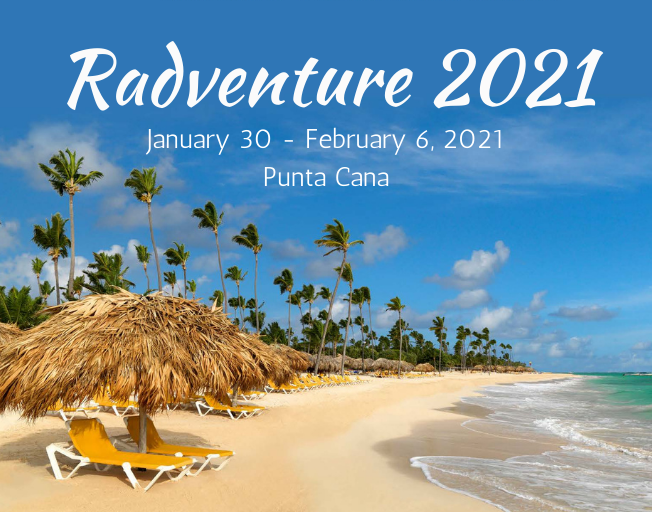 Direct Travel Radventure 2021 to Punta Cana
