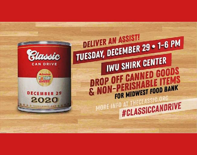 State Farm Holiday Classic Can Drive