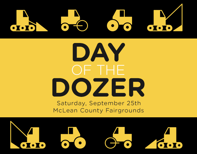 POSTPONED Day of the Dozer at the McLean County Fairgrounds