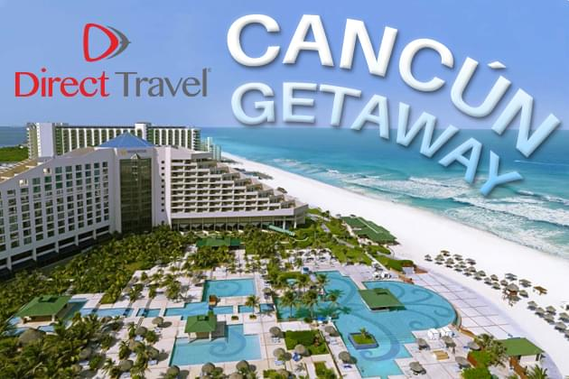Direct Travel's Cancún Getaway
