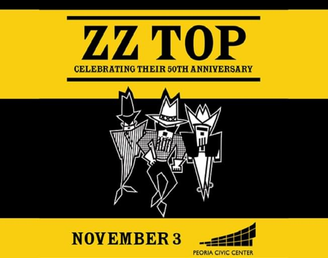 Win Tickets To ZZ Top As A WJEZ VIP